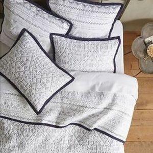 Anthropologie pillow set